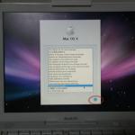 用安装光盘打开和关闭Leopard的root帐户