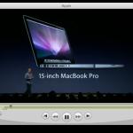 Apple WWDC 2009 详细报告