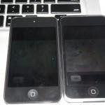日西iPod Touch 4!